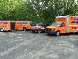 Commercial Property Damage Restoration Fleet